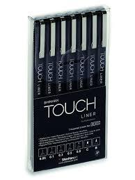 <b>Набор</b> TOUCH <b>Liner</b> 7 шт TOUCH 6065037 в интернет-магазине ...
