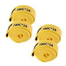 GEZICHTA <b>2pcs</b> Bicycle Rim Strip Rim Tape <b>Bicycle Tire</b> Liner Anti ...