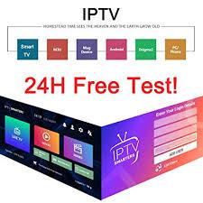Amazon.com: Smart <b>IPTV</b> Subscription 6300+Channels UK USA ...