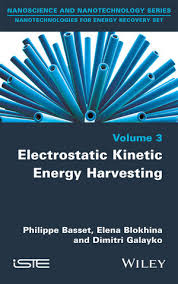 <b>Electrostatic Kinetic</b> Energy Harvesting | MEMS and Nanoelectronics ...