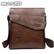 Wholetide <b>Miwind</b> Fashion <b>Genuine Leather</b> Men s Bags Man ...