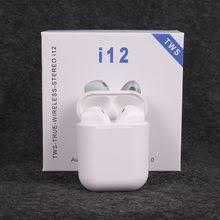 Bluetooth <b>Headset I12</b> Tws reviews – Online shopping and reviews ...