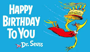 This is a Blog.: Happy birthday Dr. Seuss! (one day late...) via Relatably.com