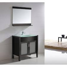 ideas custom bathroom vanity tops inspiring: homey ideas glass bathroom vanity top tops custom made tempered with sink