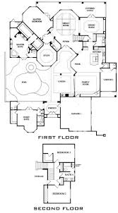 Beautiful Indoor Pool House Plans House Floor Plans With Indoor    pool