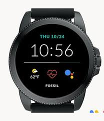 <b>Smart Watches</b> - Fossil