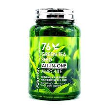 <b>Сыворотка для лица</b> FarmStay 76 Green Tea Seed <b>All</b>-In-One ...