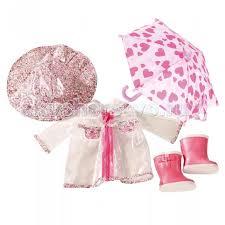 <b>Gotz Набор одежды</b> для дождливой погоды (5 предметов ...