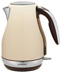 Купить <b>Чайник MAUNFELD MFK</b>-<b>794</b>, бежевый по низкой цене с ...