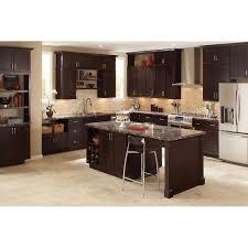 Hampton Bay Kitchen Cabinets Hampton Bay 3x90x075 In Kitchen Cabinet Filler In Java Kafs396x