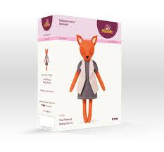 """<b>Набор для изготовления игрушек</b> """"Miadolla"""" TT-0219 Лиса ..."""