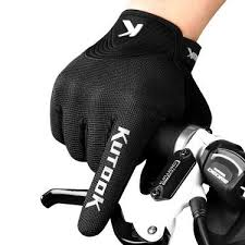 KUTOOK <b>Cycling</b> Gloves Full Finger <b>Touch Screen</b> Wear Resistant ...