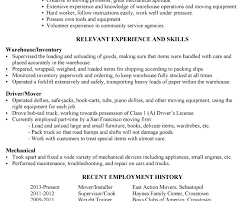 breakupus fascinating resume central gallaudet university breakupus glamorous resume sample warehouse worker driver enchanting need a resume guide and surprising personal