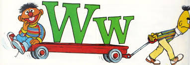 Image result for letter W