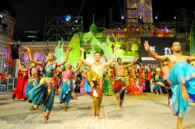 kuala lumpur culture heritage traditions races people ns