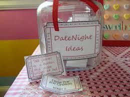 Image result for date night idea jar