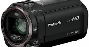 <b>Видеокамера Panasonic HC</b>-V770EE-K – купить в официальном ...