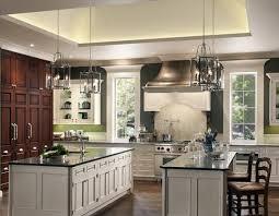 kitchen island lighting ideas white cabinets white tiles backsplash pendant lamps dark mosaic granite countertop white glossy pantry backsplash lighting