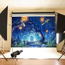 7X5 Ft/ 2.1 X 1.5m <b>Halloween Theme</b> Pumpkin Lamp <b>Pattern</b> Thin ...