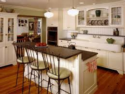 Cottage Style Kitchen Tables Kitchen Adorable French Style Kitchen Designs With White Kitchen