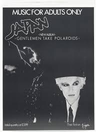 Unknown Designer. <b>Japan</b>, <b>Gentlemen</b> Take Polaroids. 1980 | MoMA