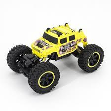 <b>Радиоуправляемый краулер</b> Hummer H2 Yellow 1:14 2.4G - <b>MZ</b> ...