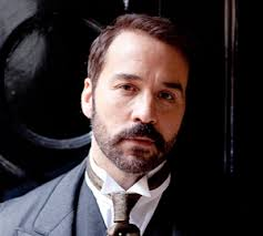 Jeremy Piven swaps Entourage's Ari Gold's sharp suits and even sharper one-liners for a watch chain and some serious whiskers, playing Harry Selfridge, ... - jeremy_piven