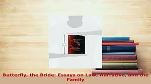 pdf statutes on family law  free books   video dailymotion download butterfly the bride essays on law narrative and the family read online