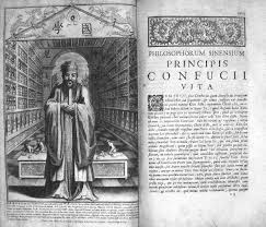 confucianism life and works of confucius by prospero intorcetta 1687