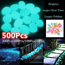20PCS,100PCS,200PCS,300PCS.<b>500PCS Glow In</b> the Dark ...