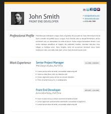 resume template  free professional resume templates resume    download sample free resume template   senior project manager work experience