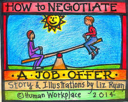 How To Negotiate A Job Offer How to negotiate a job offer badge