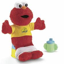 Elmo Potty Doll Kit | Potty Training Concepts