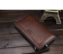 <b>JEEP BULUO Famous</b> Brand Good Leather Day Clutches For Men ...