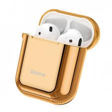 Купить защитный <b>чехол</b> для AirPods <b>Baseus Shining Hook</b> Case