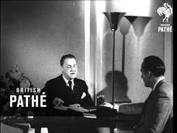 Interview With <b>Somerset Maugham</b> (1946) - YouTube