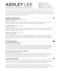 resume templates 8 simple format builder pertaining to 93 enchanting resume template builder templates