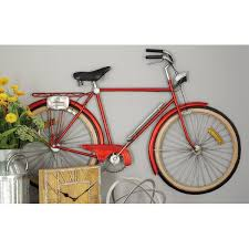 <b>Metal Bicycle</b> Decor | Wayfair