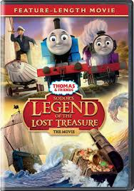 Thomas e Seus Amigos – A Lenda do Tesouro Perdido – O Filme