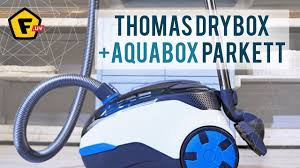 Моющий <b>пылесос</b> Thomas <b>THOMAS DryBOX</b>+<b>AquaBOX</b> PARKETT ...