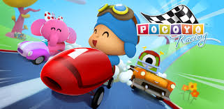 Pocoyo <b>Racing</b>: Kids <b>Car Race</b> - Fast 3D Adventure - Apps on ...