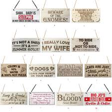 <b>Wooden Hanging Plaque</b> Home <b>vintage</b> Family Friendship Love ...