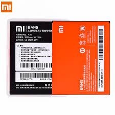 <b>Original Battery</b> BM45 BM46 BM42 BN43 BN41 For Xiaomi Redmi ...
