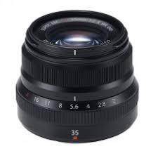 <b>Объектив Fujifilm XF 35mm</b> f/2 R WR напрокат в Томске
