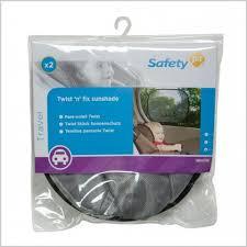 <b>Комплект солнцезащитных шторок</b> Safety 1st на присоске ...