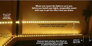 normal bright flexible strip prices starting at 720 cabinet lighting guide