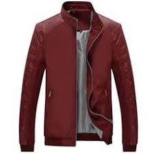 Mountainskin 5XL Spring <b>New</b> Men's PU Patchwork Jackets Casual ...