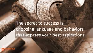 solution saturday witness to sniping and b tching leadership freak the secret to success is choosing language and
