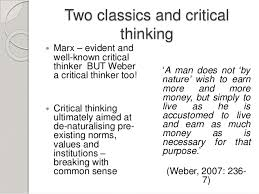 Critical Thinking For He Level Students   Lessons   Tes Teach