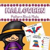 <b>Halloween Pattern</b> Block Worksheets & Teaching Resources | TpT
